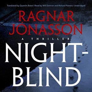 Nightblind Audiobook By Ragnar Jónasson, Quentin Bates - translator cover art