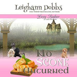 No Scone Unturned Audiobook By Leighann Dobbs cover art