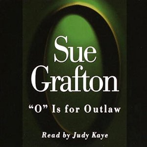 O is for Outlaw Audiobook By Sue Grafton cover art