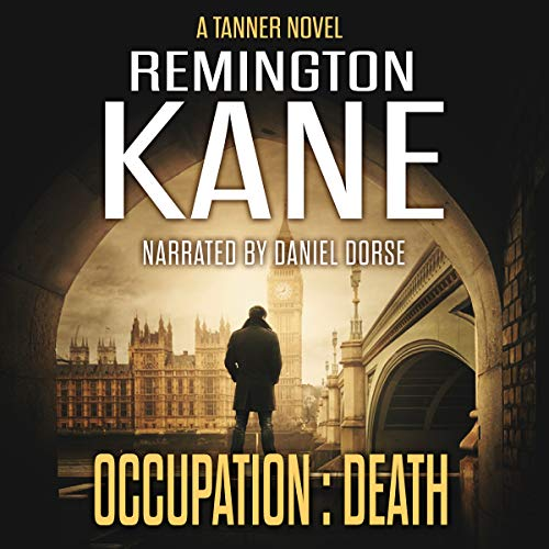 Occupation: Death Audiobook By Remington Kane cover art