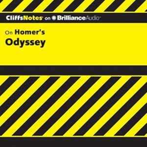 Odyssey: CliffsNotes Audiobook By Stanley P. Baldwin M.A. cover art