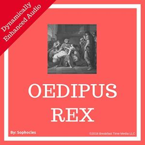 Oedipus Rex Audiobook By Sophocles cover art