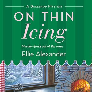 On Thin Icing Audiobook By Ellie Alexander cover art