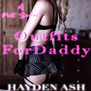 Outfits for Daddy Audiobook By Hayden Ash cover art