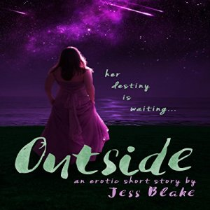 Outside Audiobook By Jess Blake cover art