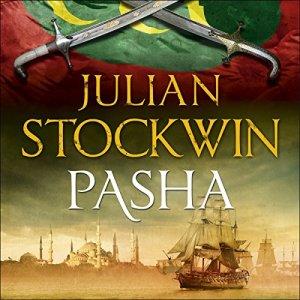 Pasha Audiobook By Julian Stockwin cover art