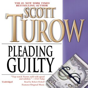 Pleading Guilty Audiobook By Scott Turow cover art
