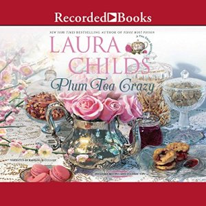 Plum Tea Crazy Audiobook By Laura Childs cover art