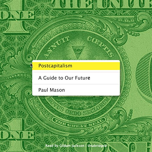 Postcapitalism Audiobook By Paul Mason cover art