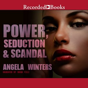 Power, Seduction & Scandal Audiobook By Angela Winters cover art