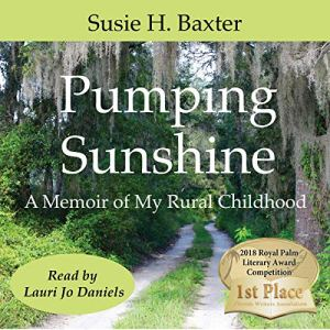 Pumping Sunshine Audiobook By Susie H. Baxter cover art