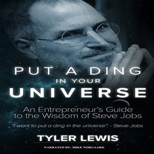 Put a Ding in Your Universe Audiobook By Tyler Lewis cover art