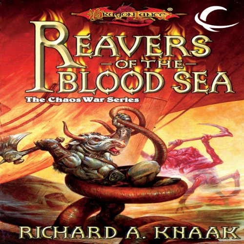 Reavers of the Blood Sea Audiobook By Richard A. Knaak cover art