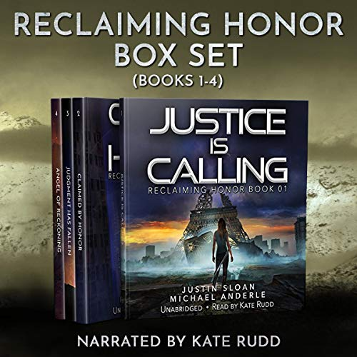 Reclaiming Honor Boxed Set (Books 1-4) Audiobook By Justin Sloan, Michael Anderle cover art