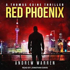 Red Phoenix Audiobook By Andrew Warren cover art