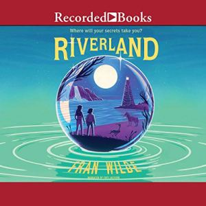 Riverland Audiobook By Fran Wilde cover art
