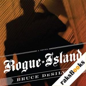 Rogue Island Audiobook By Bruce DeSilva cover art