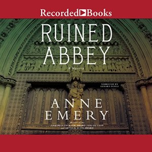 Ruined Abbey Audiobook By Anne Emery cover art