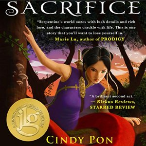 Sacrifice Audiobook By Cindy Pon cover art