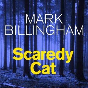 Scaredy Cat Audiobook By Mark Billingham cover art