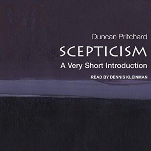 Scepticism Audiobook By Duncan Pritchard cover art
