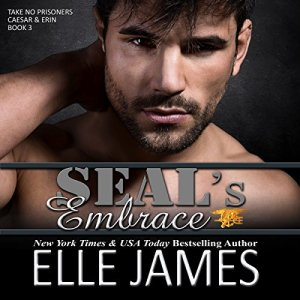 SEAL's Embrace Audiobook By Elle James cover art