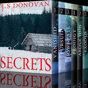 Secrets Boxset Audiobook By J. S. Donovan cover art