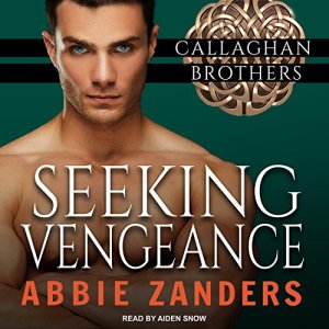 Seeking Vengeance Audiobook By Abbie Zanders cover art