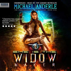 She Is the Widow Maker Audiobook By Michael Anderle cover art