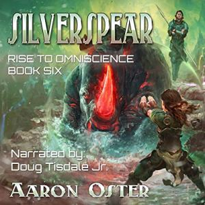 Silverspear Audiobook By Aaron Oster cover art