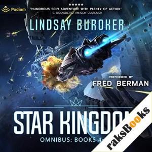 Star Kingdom Omnibus II Audiobook By Lindsay Buroker cover art