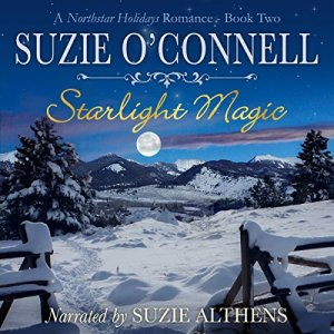 Starlight Magic Audiobook By Suzie O'Connell cover art