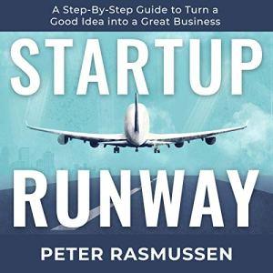 Startup Runway Audiobook By Peter Rasmussen cover art