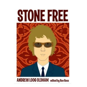 Stone Free Audiobook By Andrew Loog Oldham cover art