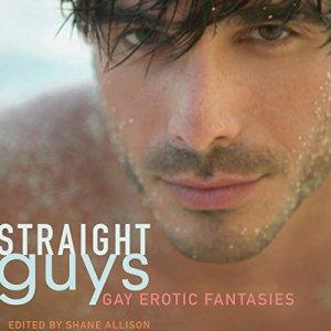 Straight Guys Audiobook By Shane Allison (editor) cover art