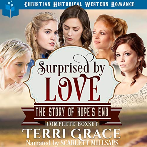 Surprised by Love Box Set Audiobook By Terri Grace cover art