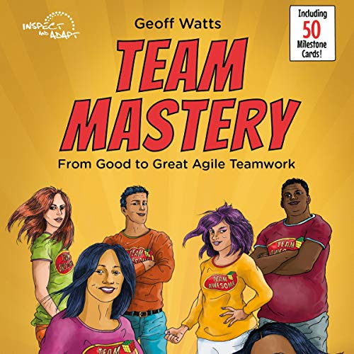 Team Mastery Audiobook By Geoff Watts cover art
