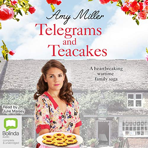 Telegrams and Teacakes Audiobook By Amy Miller cover art