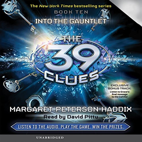 The 39 Clues, Book 10 Audiobook By Margaret Peterson Haddix cover art