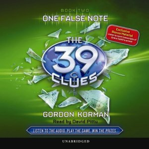 The 39 Clues, Book 2 Audiobook By Gordon Korman cover art