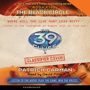 The 39 Clues, Book 5 Audiobook By Patrick Carman cover art