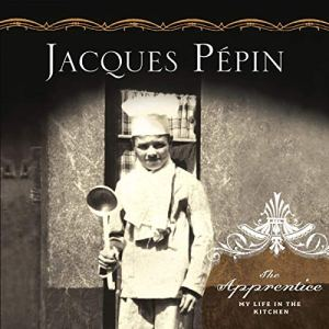 The Apprentice Audiobook By Jacques Pépin cover art