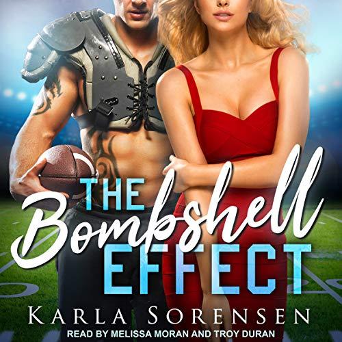The Bombshell Effect Audiobook By Karla Sorensen cover art