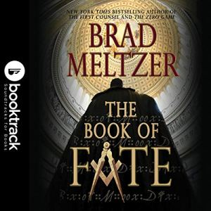 The Book of Fate Audiobook By Brad Meltzer cover art
