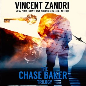 The Chase Baker Trilogy Audiobook By Vincent Zandri cover art