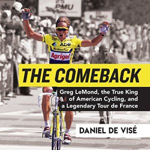 The Comeback Audiobook By Daniel de Vise cover art