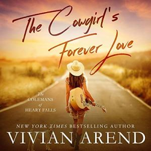 The Cowgirl's Forever Love Audiobook By Vivian Arend cover art