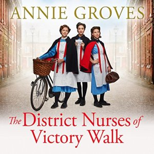 The District Nurses of Victory Walk Audiobook By Annie Groves cover art