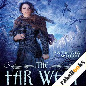 The Far West Audiobook By Patricia C. Wrede cover art