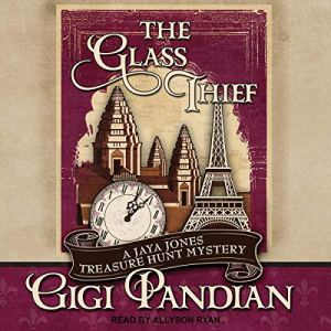 The Glass Thief Audiobook By Gigi Pandian cover art
